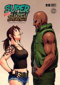 SUPER BIG SIZE! Cover